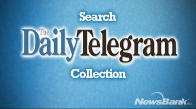 Daily Telegram NewsBank