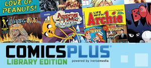 Comics Plus website